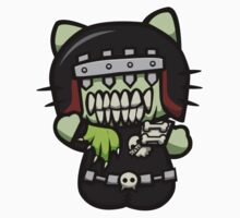 Judge Death Kat by HiKat