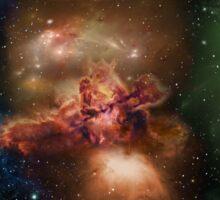 Skill Nebula - Skyrim Sticker