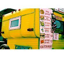Fair Food Photographic Print