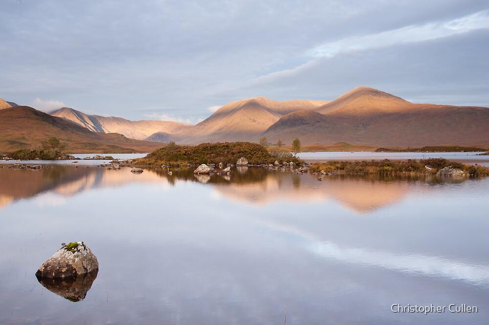 Lochan na h-Achlaise & Meall a Bhuiridh by Christopher Cullen