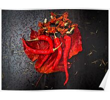 Chilies Poster