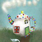 Teapot house by sparklehen