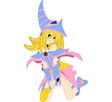Black Magician Girl Photographic Print