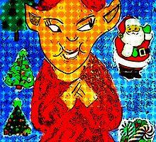 Evil Elf by Kater