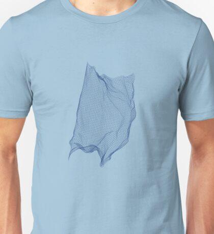 Verlet Integration of Cloth Unisex T-Shirt