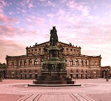Semperoper by Surreal-Lights
