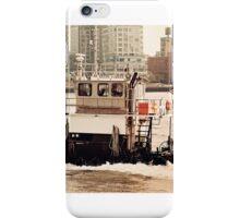 Helen Parker - Tugboat iPhone Case/Skin