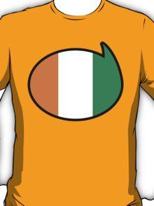 Cote d'Ivoire / Ivory Coast Soccer / Football Fan Shirt / Sticker T-Shirt