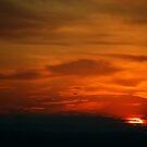red sunset by JillianLee