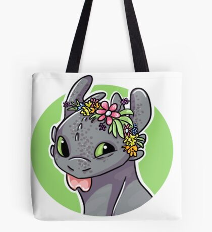 Toothless! Tote Bag