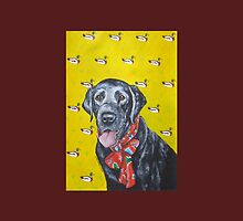Black Lab by M. E.  Bilisnansky McMorrow