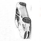 Aston Martin DBS Volante by Steve Pearcy