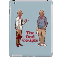 The Ood Couple iPad Case/Skin
