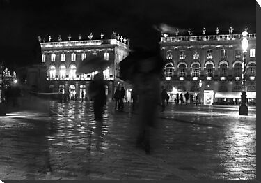 Stanislas Square Nancy by Paul Pasco