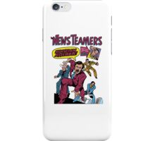 News Team Assemble! iPhone Case/Skin