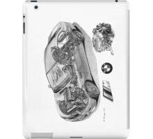 BMW M3 (E46) Cutaway iPad Case/Skin