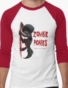 Hunter Pony Men's Baseball ¾ T-Shirt