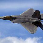 Lockheed Martin F22A Raptor by Andrew Harker