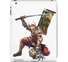 Yoshimitsu iPad case 1 iPad Case/Skin