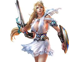 Sophitia iPad case 1 by MrBliss4