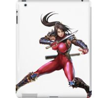 Taki 2 iPad Case/Skin