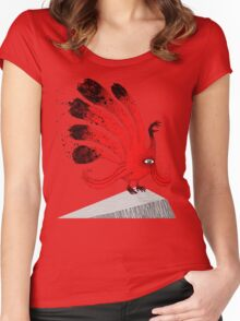 How to See Women's Fitted Scoop T-Shirt