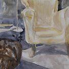 In the lobby by Catrin Stahl-Szarka