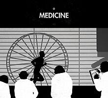 99 Steps of Progress - Medicine by maentis