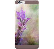 Lavender Flame iPhone Case/Skin