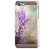 Lavender Flame iPhone Case/Skin
