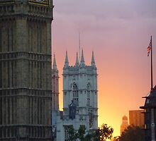 Westminster | London, UK by rubbish-art