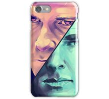 Watson and Holmes iPhone Case/Skin