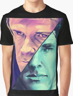 Watson and Holmes Graphic T-Shirt
