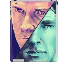 Watson and Holmes iPad Case/Skin