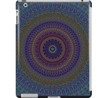 Blue Mandala-iPad Case iPad Case/Skin