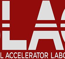SLAC National Accelerator Laboratory Emblem by Spacestuffplus