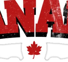 Welcome to Canada Sticker