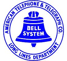 Ma Bell Phone Photographic Print