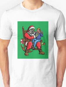 All I want for Christmas is BRAINS!!! T-Shirt