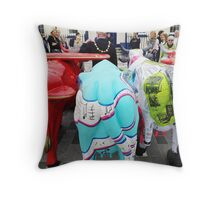 The Mayors Udder Side Throw Pillow