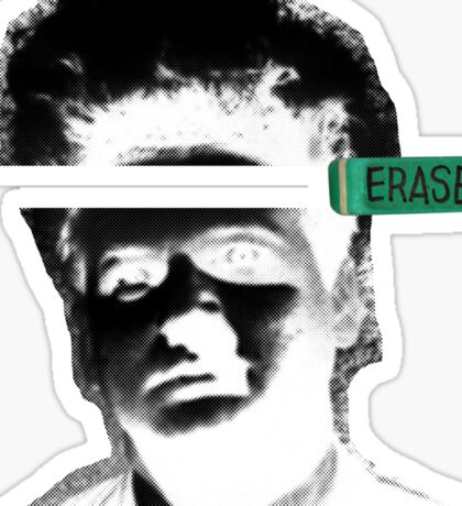 ERASER PUNK Sticker
