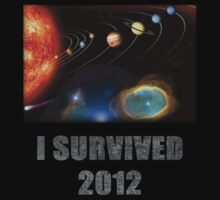 I Survived by cooljules