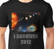 I Survived Unisex T-Shirt
