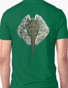 Guardian Angel Knight Unisex T-Shirt
