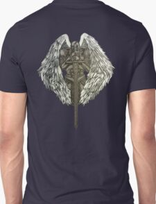 Guardian Angel Knight Unisex T-Shirt