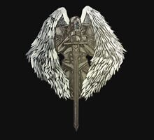 Guardian Angel Knight Zipped Hoodie