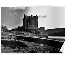 Eilean Donan Castle - From the Old Pier Poster