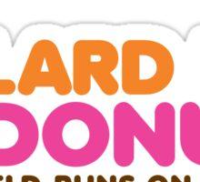 Lard Lad Donuts Sticker