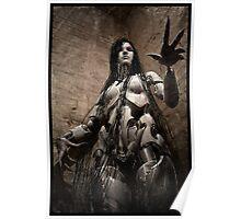 Cyberpunk Photography 016 Poster