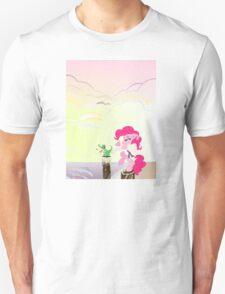 Karate Pie with BG T-Shirt